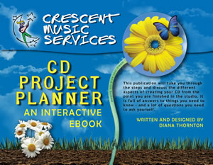 FREE CD Project Planner EBOOK