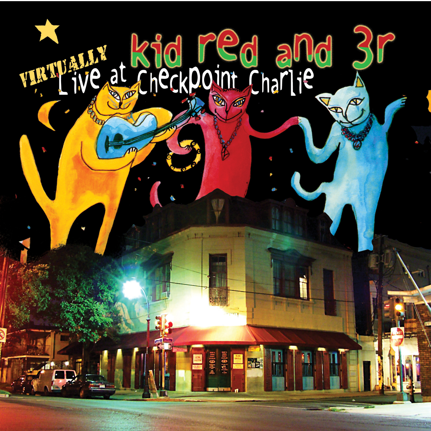 Kid Red and 3r – Live at Checkpoint Charlie
