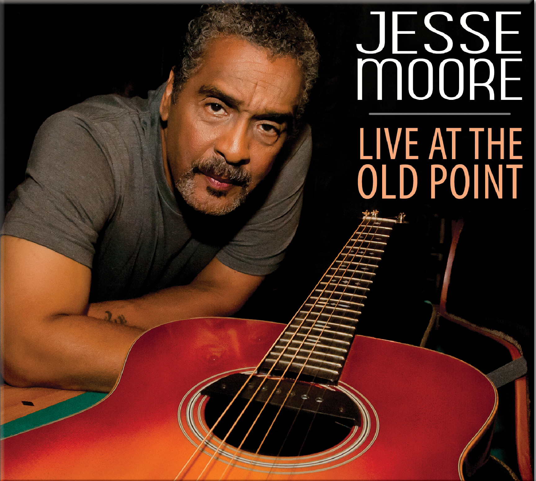 Jesse Moore – Live at the Old Point