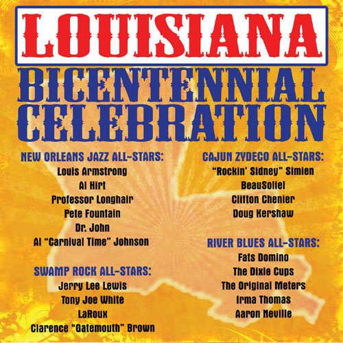 Louisiana Bicentennial Celebration
