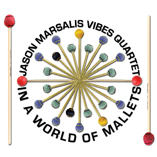 Jason Marsalis – In A World Of Mallets