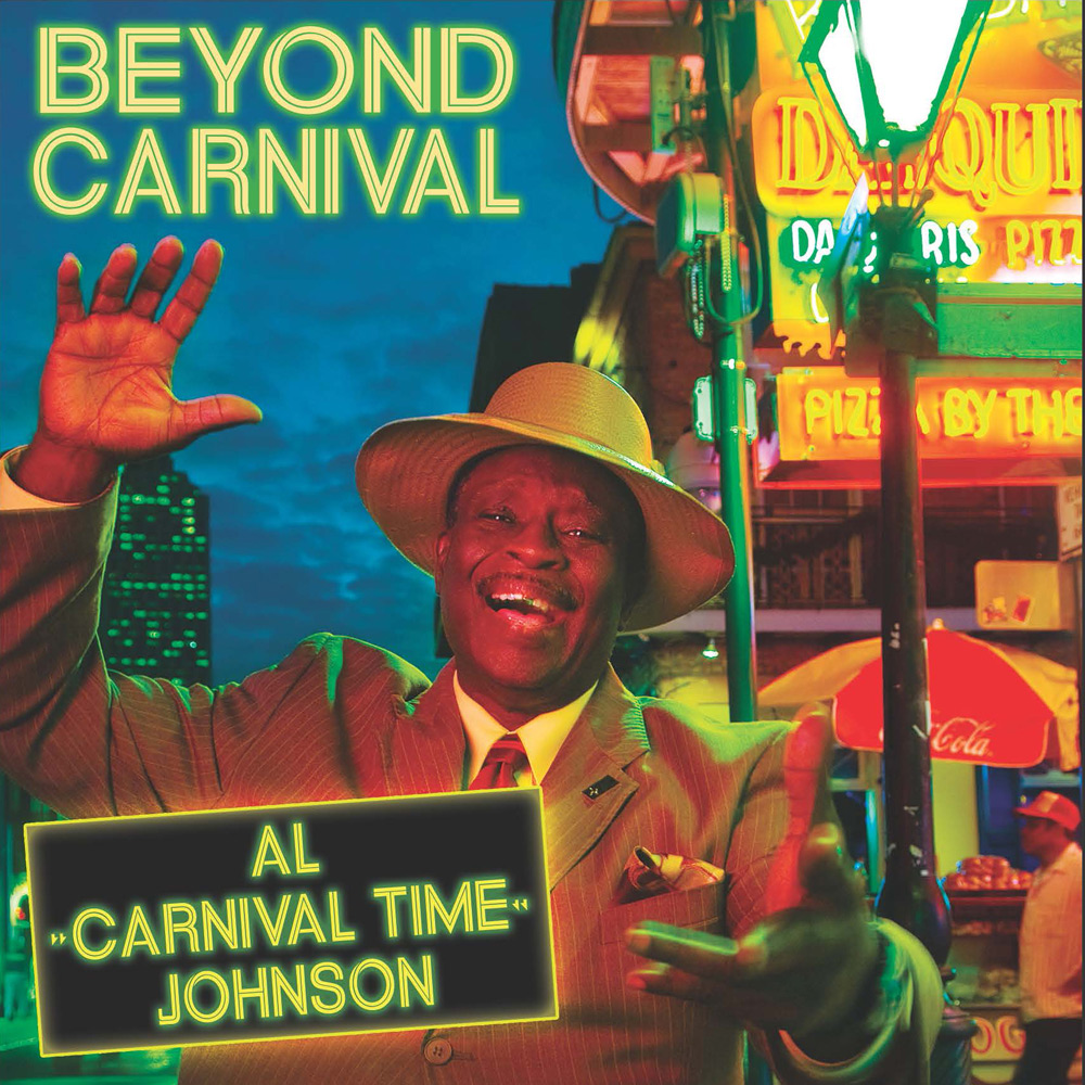 "Al ""Carnival Time"" Johnson – Beyond Carnival"