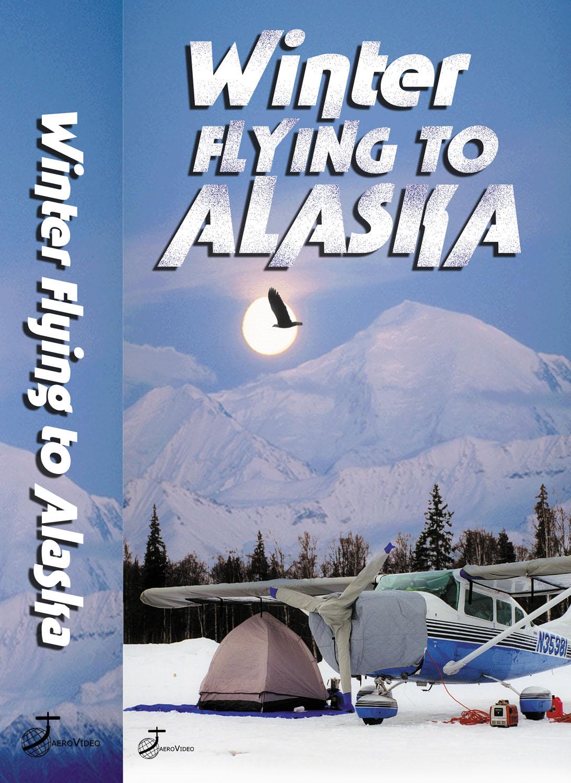 Winter Flying to Alaska